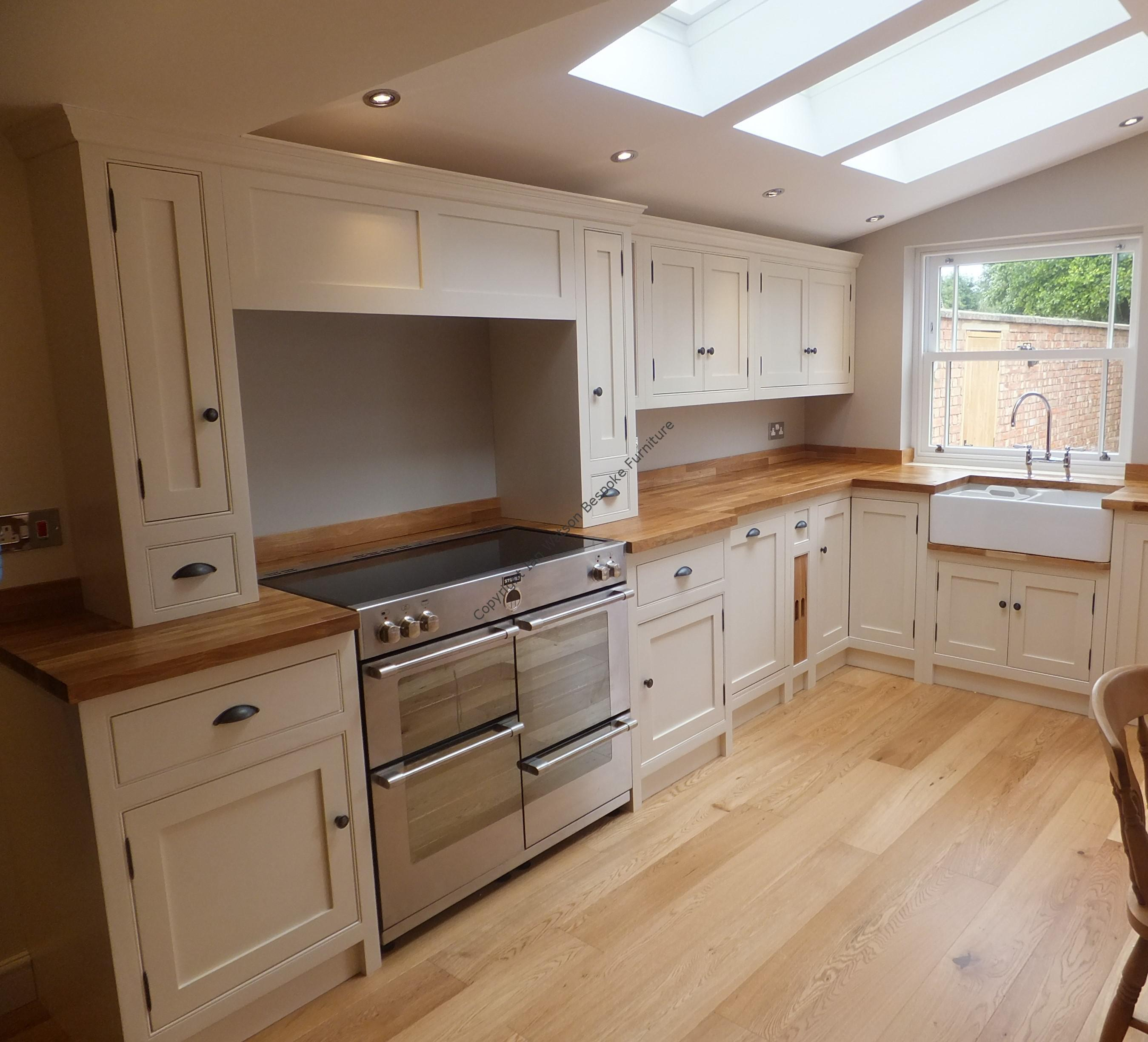 Ian Watson Bespoke Furniture | Bespoke Kitchens | Handmade Kitchens
