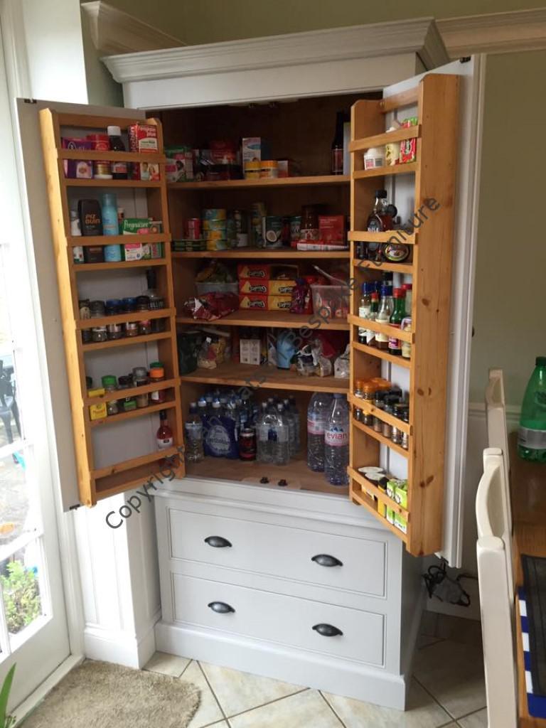 Larder Cupboards 1