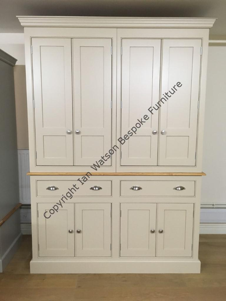 Larder Cupboards - Cornish